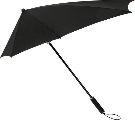 Impliva STORMaxi Stormparaplu Ø 100 cm - Zwart