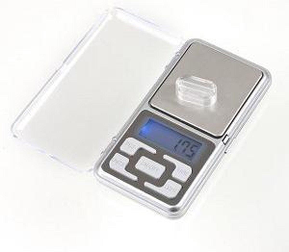 Wonderbaarlijk bol.com | Mini precisie weegschaal - 200gr- 0.01gr GT-73