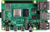 Raspberry Pi 4B - 4 Gb - 2.4 GHz - USB 3.0 - HDMI - BT - Wifi