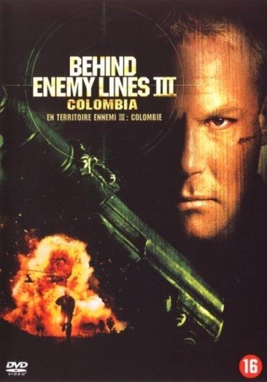 Cover van de film 'Behind Enemy Lines 3: Colombia'