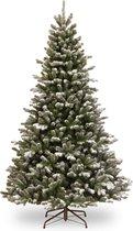 Kunstkerstboom Snowy Sheffield Spruce Hinged Tree 228cm