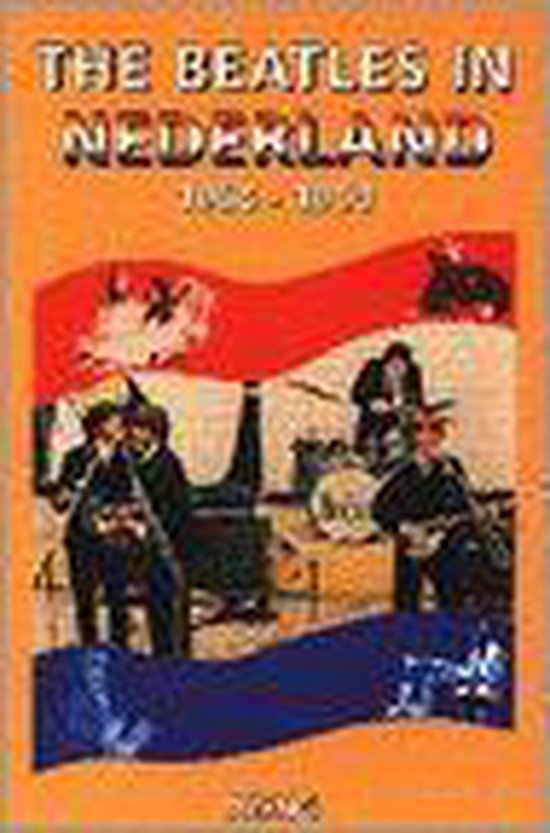The Beatles in Nederland 1964-1993 - Azing |