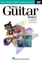 Play Guitar Today ! DVD + boekje (in Engels)