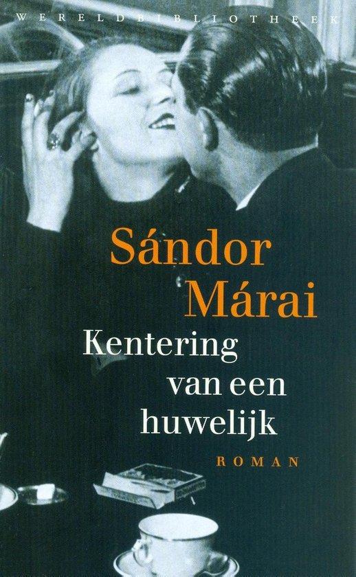 Kentering van een huwelijk - Sándor Márai  