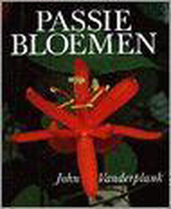 Passiebloemen - J. van der vanderplank   Fthsonline.com