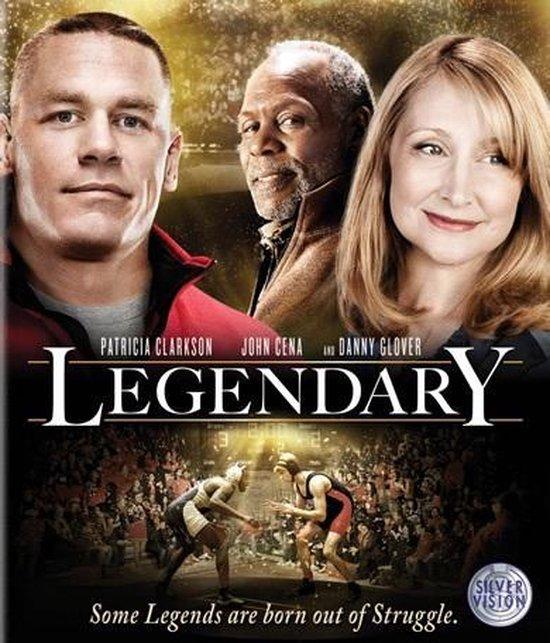 Cover van de film 'The Legendary'