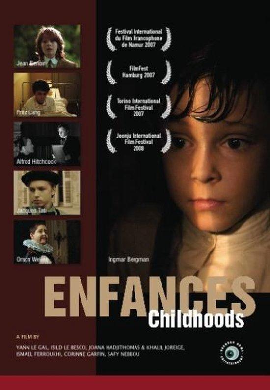 Cover van de film 'Enfances Childhoods'