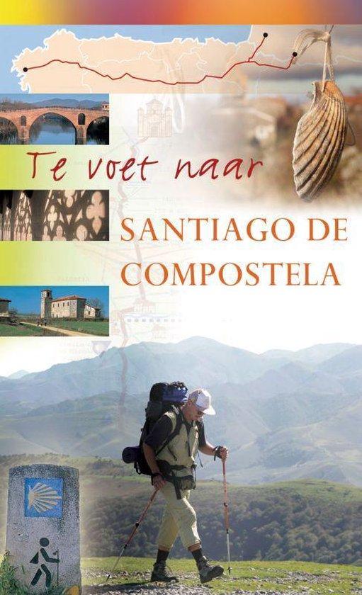 Te Voet Naar Santiago De Compostela - P. Nadal  