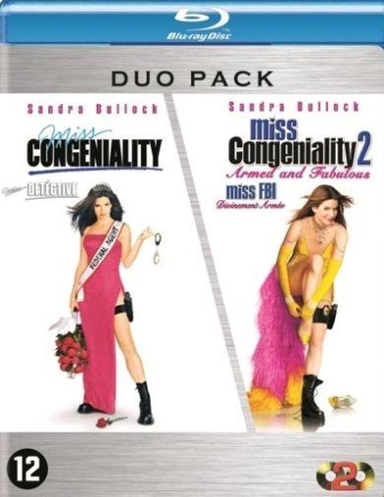 Cover van de film 'Miss Congeniality 1 & 2'