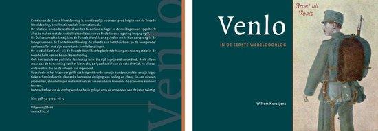 Boek cover Venlo in de Eerste Wereldoorlog van Willem Kurstjens (Paperback)