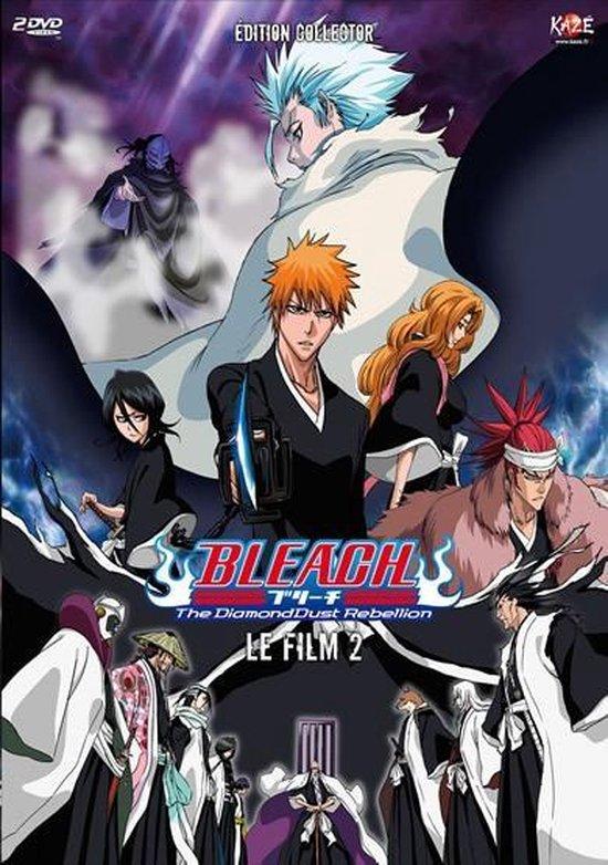 Cover van de film 'Bleach - The Diamonddust Rebeliion'