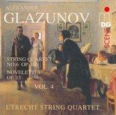 Complete String Quartets Vol4: Nove