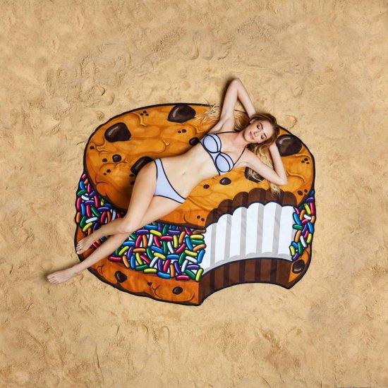 Beach Blanket / Strandlaken Cookie Sandwich 1.5m - BigMouth