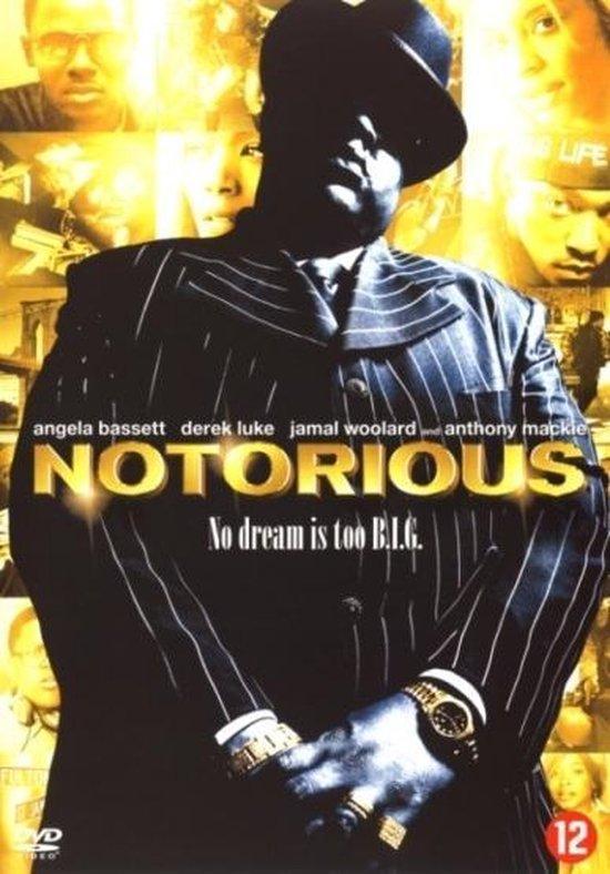 Cover van de film 'Notorious'