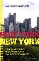 New York. Tien wandelingen in de voetsporen van tien New Yorkers