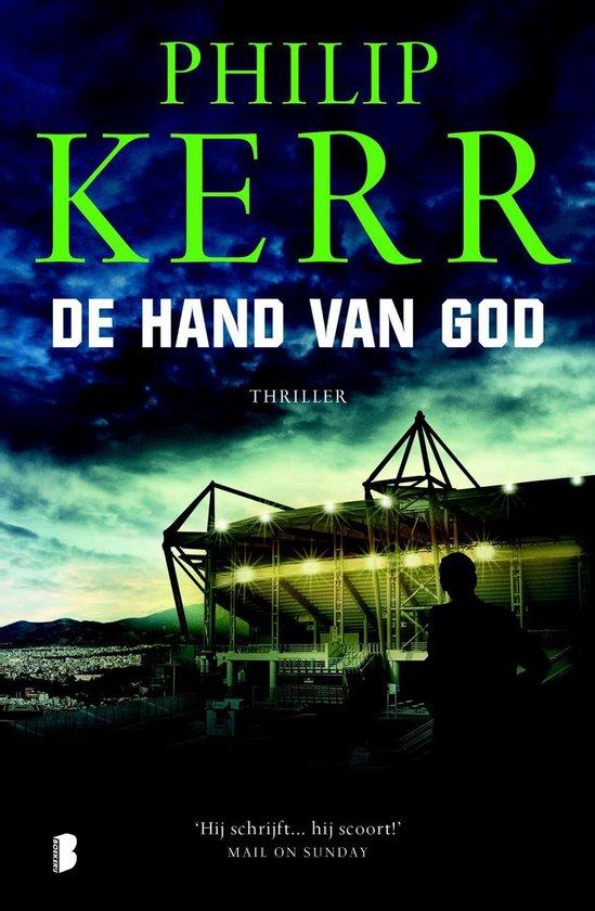 Scott Manson 2 - De hand van God - Philip Kerr |