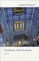 Boek cover Ultimatum from Paradise van Jacqueline Osherow