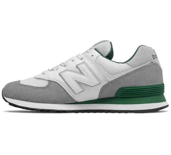 bol.com | New Balance 574 Sneakers - Maat 43 - Unisex - wit ...