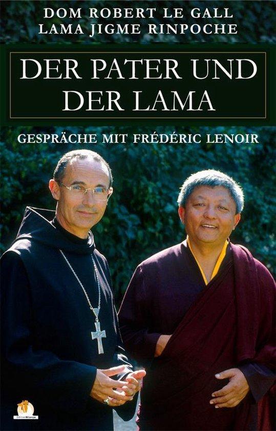 Cover van het boek 'Der Pater und der Lama'