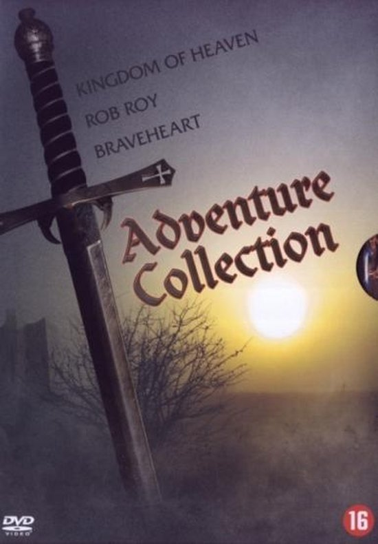 Cover van de film 'Adventure Collection'