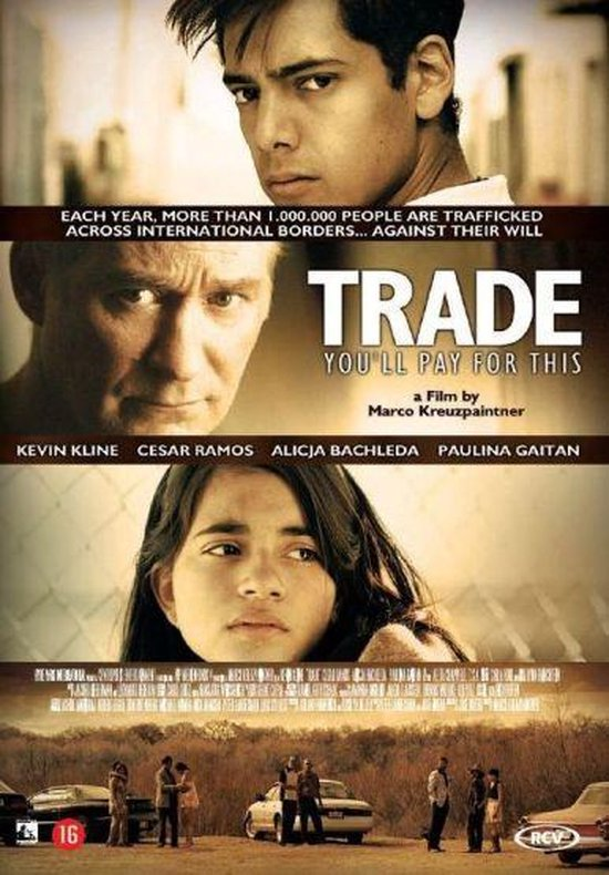 Cover van de film 'Trade'