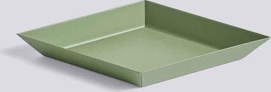 Hay Kaleido dienblad XS olijf groen