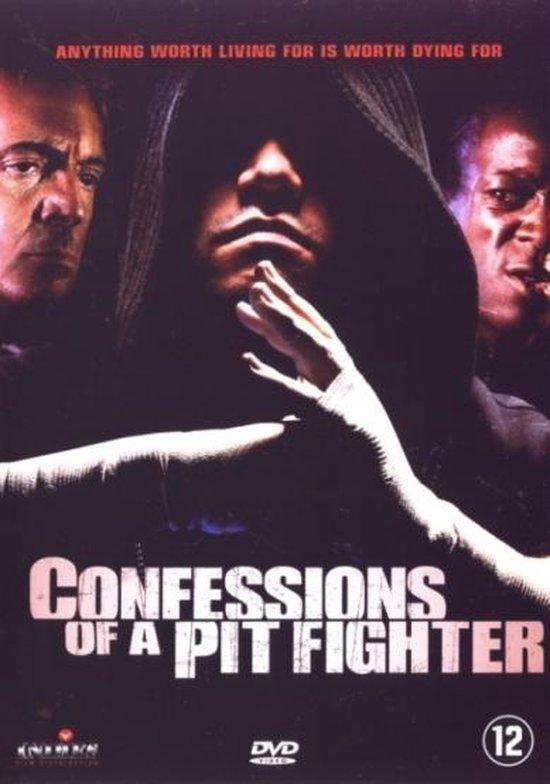 Cover van de film 'Confessions Of A Pitfighter'