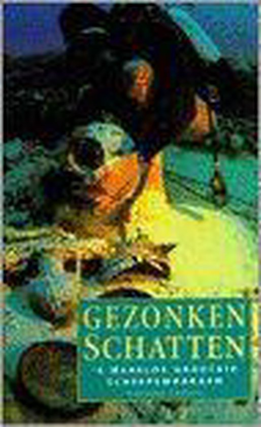 Gezonken schatten - Elke Doelman |
