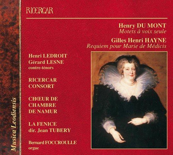 Motets Voix Seule/Requiem Marie Medicis
