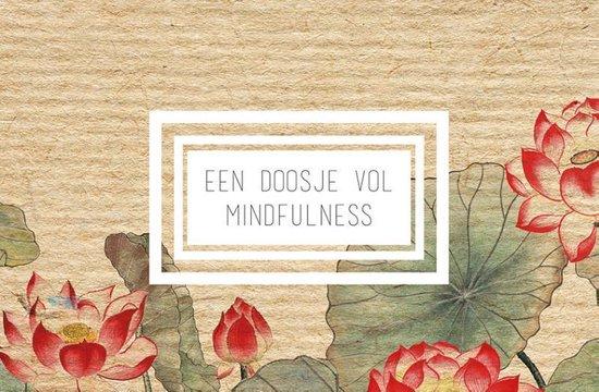 Een doosje vol mindfulness - Diverse auteurs  