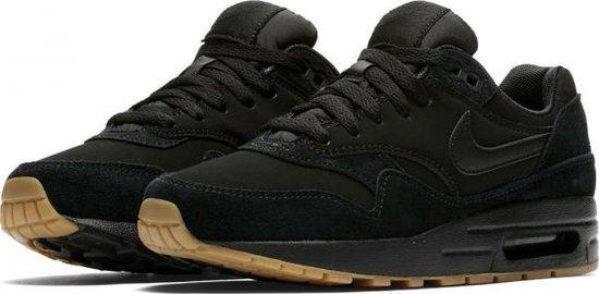 bol.com | Nike Air Max 1 - Zwart - Dames - Maat 36