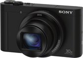 Sony Cybershot DSC-WX500 - Zwart