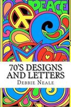 70's Designs and Letters