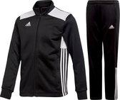 adidas Regista 18  Trainingspak - Maat 152  - Jongens - zwart/wit