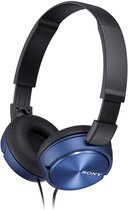Sony MDR-ZX310 - On-ear koptelefoon - Blauw