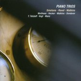 Piano Trios From Bedrich Smetana, Maurice Ravel An