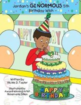 Omslag Jordan's Ginormous 5th Birthday Wish