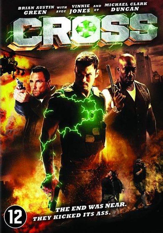 Cover van de film 'Cross'