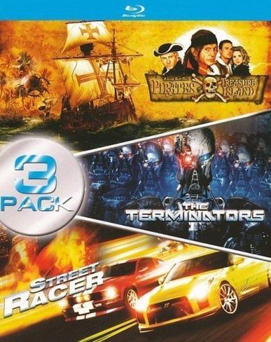 Cover van de film 'Blu-Ray 3 Pack'