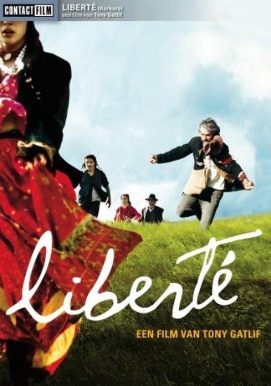 Cover van de film 'Liberte'