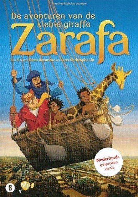 Cover van de film 'Zarafa'