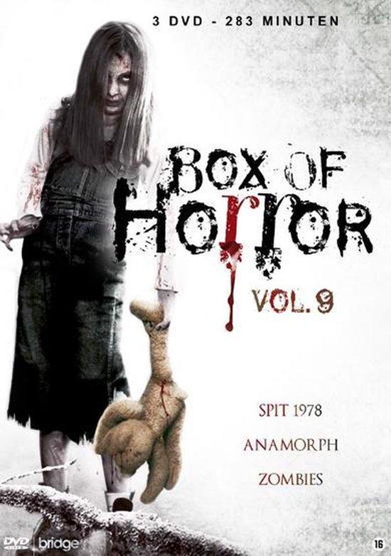 Cover van de film 'Box Of Horror 9'