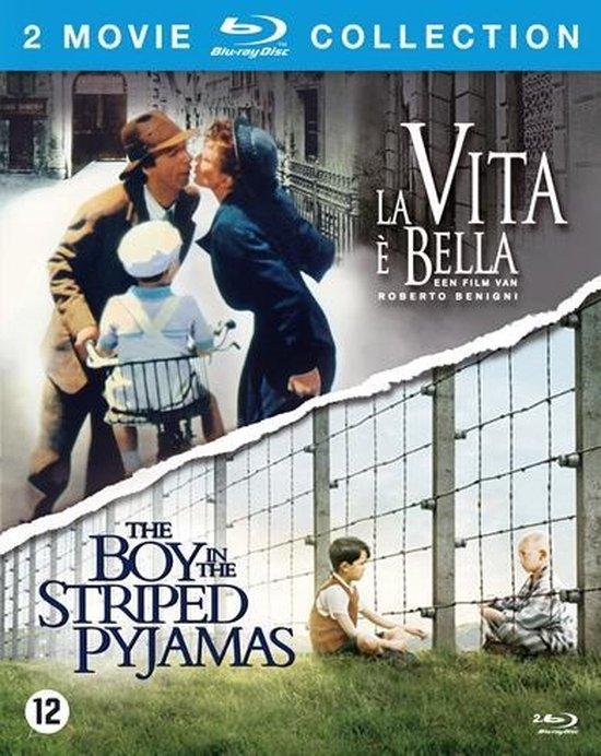 La Vita È Bella + The Boy In The Striped Pyjama (Blu-ray)
