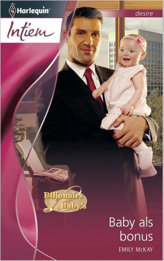 Baby als bonus - Intiem 2025 - Emily McKay |