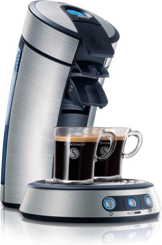 Senseo Senseo HD7842/00 Aluminium Koffiepadsysteem