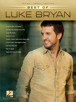 Boek cover Best of Luke Bryan Songbook van Luke Bryan