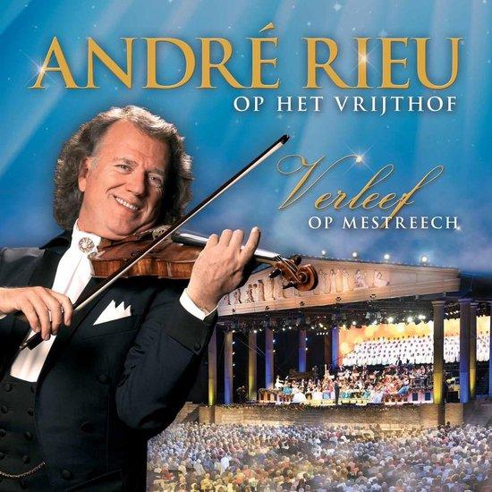 CD cover van Op Het Vrijthof - Verleef op Mestreech van André Rieu