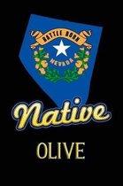 Nevada Native Olive
