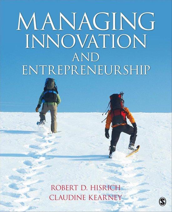 Afbeelding van Managing Innovation and Entrepreneurship