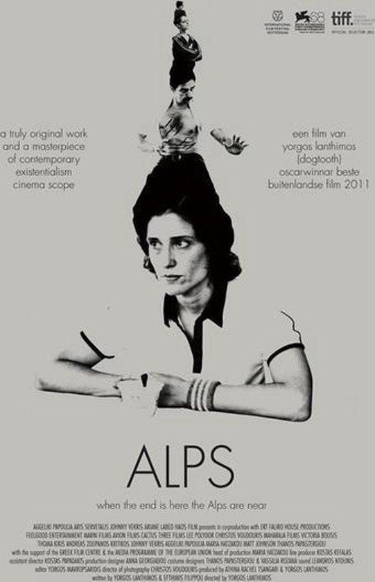 Cover van de film 'Alps'